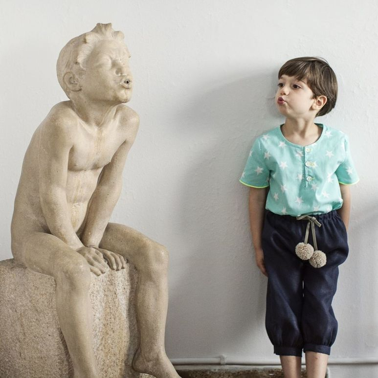 греческий стиль в детской одежде
