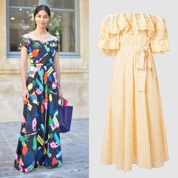 Шесть нарядных платьев для летних вечеринок: стильно и комфортно