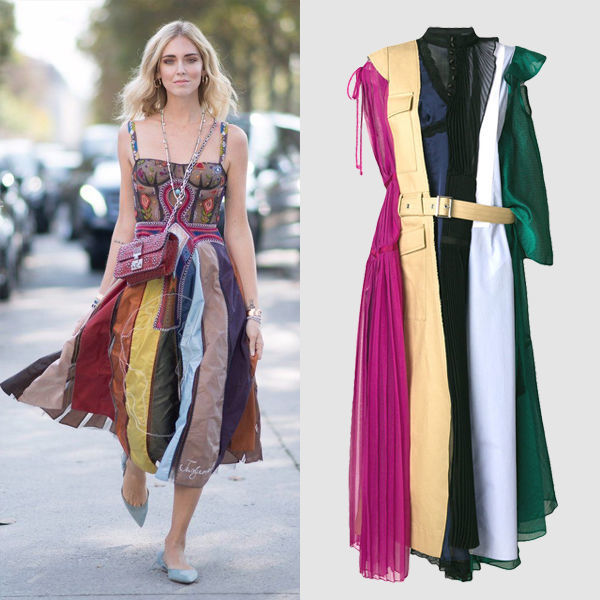 Шесть нарядных платьев для летних вечеринок: стильно и комфортно картинки