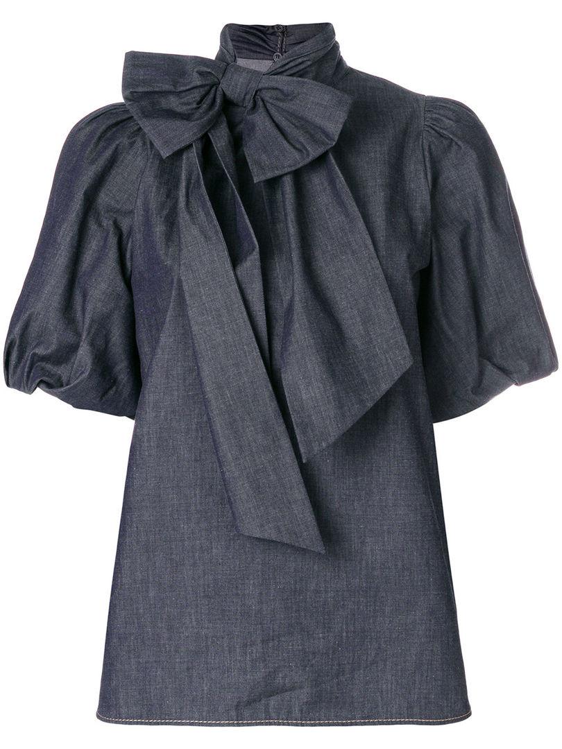 Блуза с бантом Nº21, цена: от 27 294 руб.