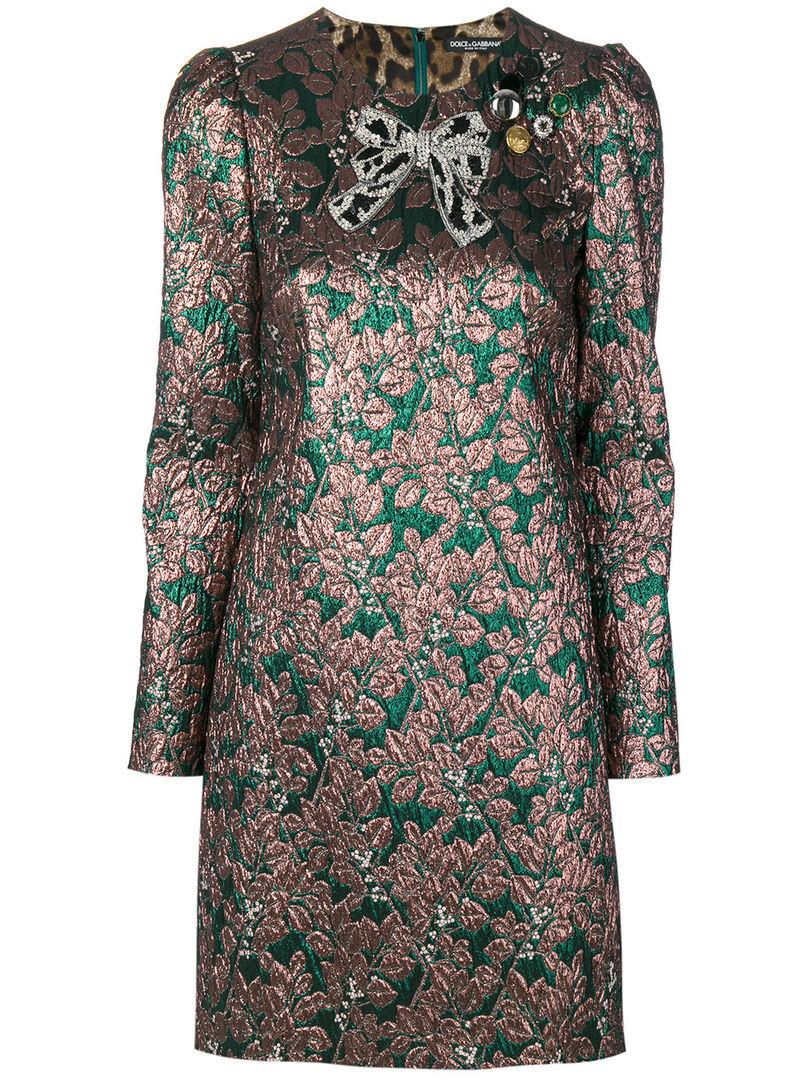 Платье Dolce&Gabbana, цена: от 114 000 руб.