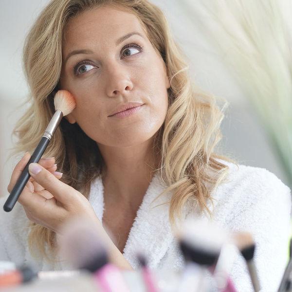 2cab5916c40 Безупречный макияж ассоциируется прежде всего с аккуратностью. Есть ряд  условий для женщин после 40 лет