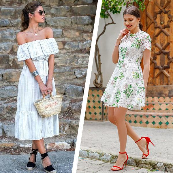 2969bfe8d85b032 Красивые платья: 10 фасонов, которые будут в моде летом 2018 - Я Покупаю