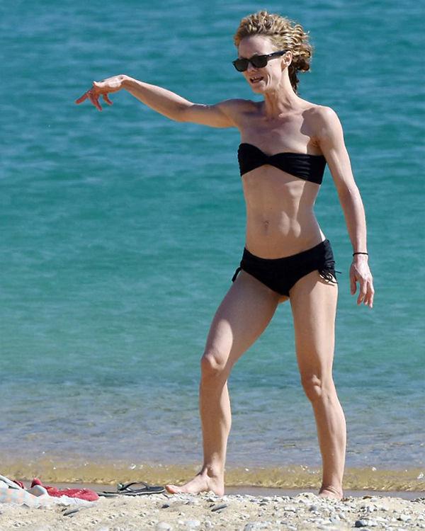 Ванесса Паради в купальнике