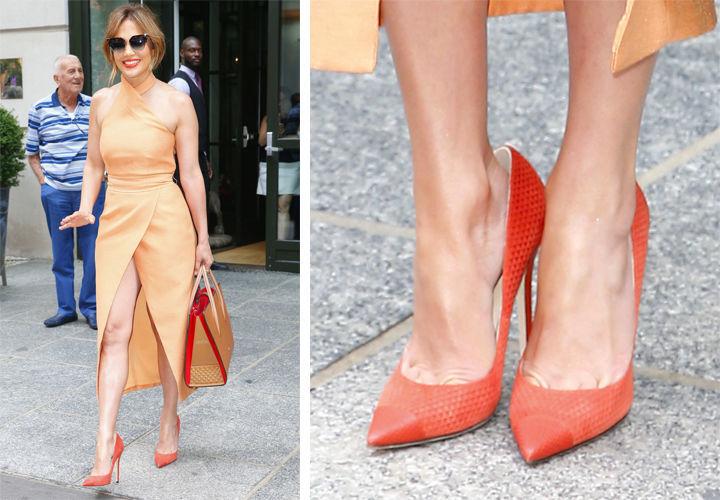 Звезды, которые носят обувь не по размеру: неужели им удобно? - Я ...