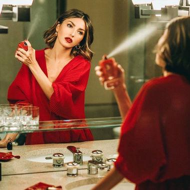 запах жінок найбільше збуджує